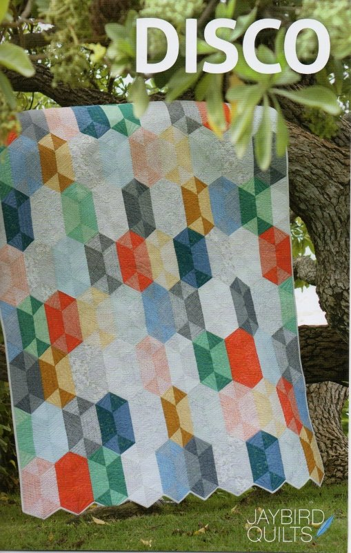 Disco Quilt Pattern and Kits