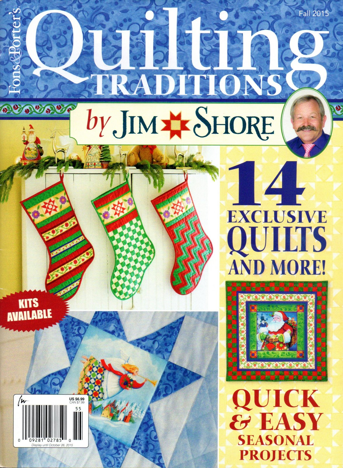 Quilting Traditions by Jim Shore