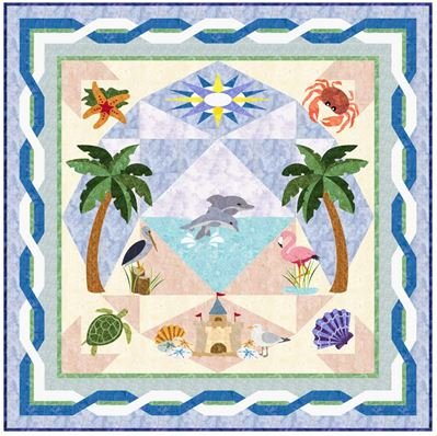 Beach Dreams Block of the Month