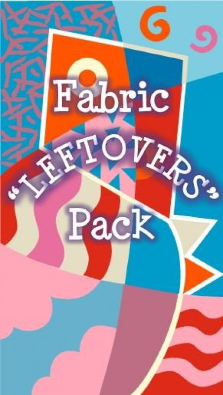 Leftovers Fabric Pack