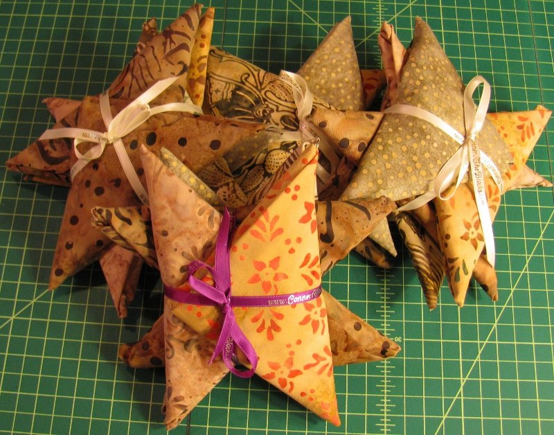 Starfish Bundle - Light Browns