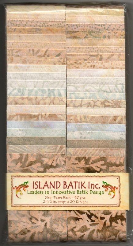 Island Batik Strip Tease Pack - Lucky Potato