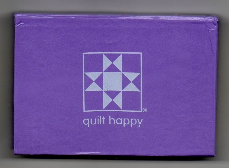Quilt Happy Micro Sticky Novel