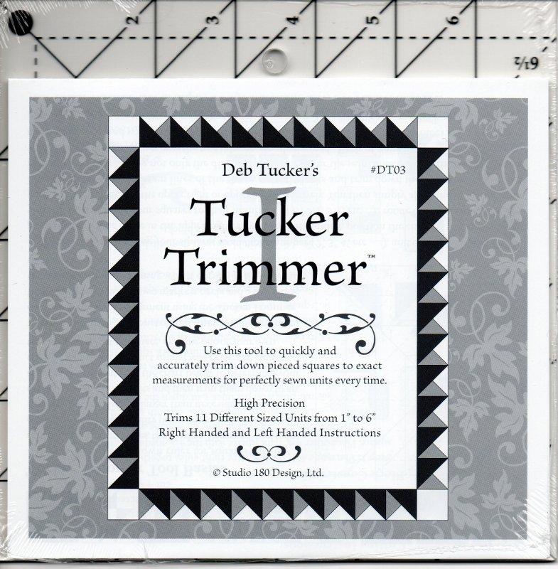 Tucker Trimmer Ruler