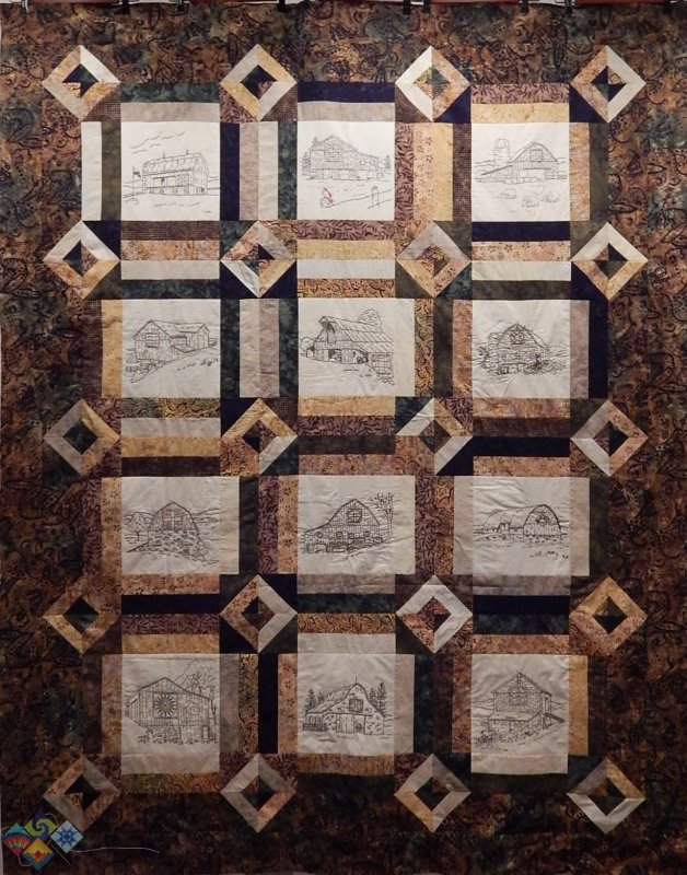 Appalachian Memories Block of the Month