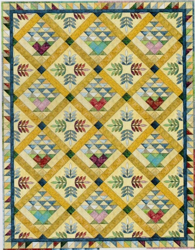 Blueberry Hill Quilt Kit