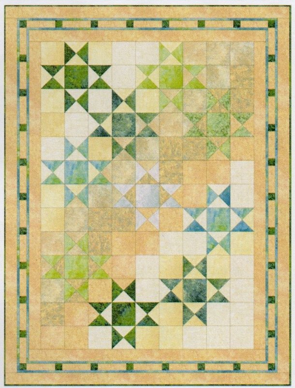Bowman's Beach Quilt Kit or Pattern