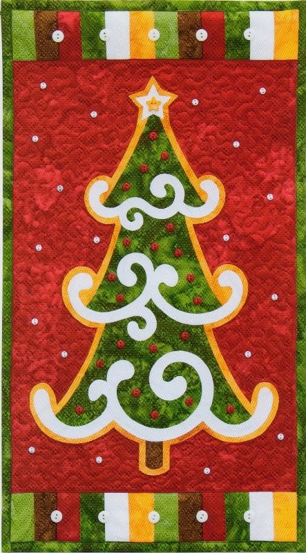Festive Banner Kit and Pattern