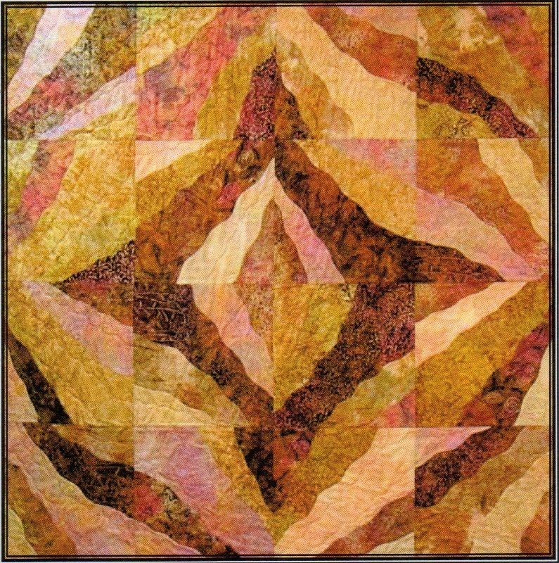 Solstice Quilt Pattern and Kit