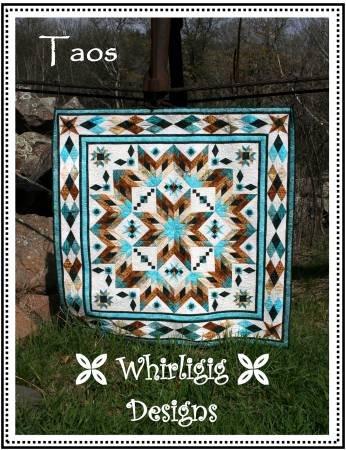 Taos Quilt Pattern