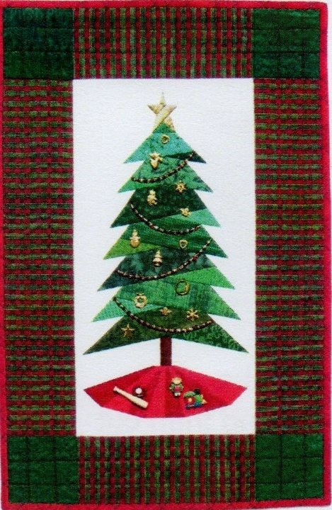 Trim The Tree III Wall Hanging
