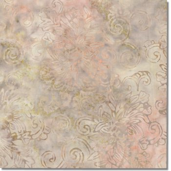 10802-1099_H Sand Dune-Floral Outline 112 Batik wide backing 3.25 yards
