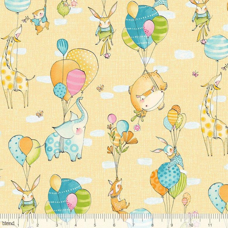 112.103.09.4 Yellow Fly Away Day Hello World Cori Dantini
