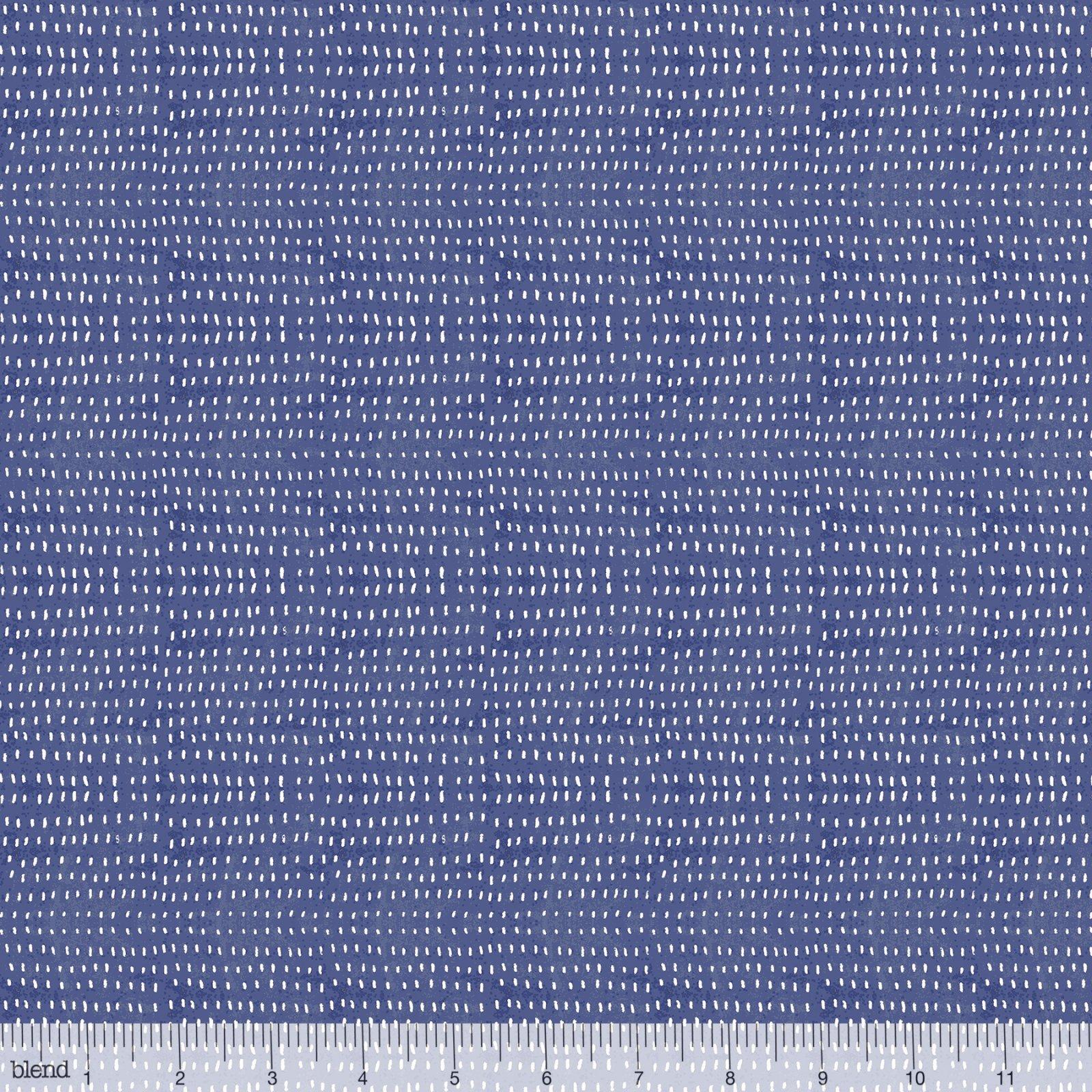 112.114.12 Cobalt Seeds Cori Dantini Blend Fabrics