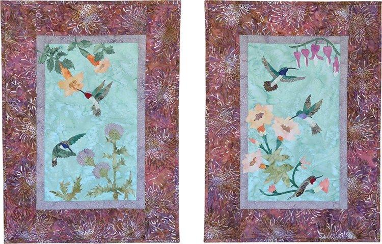 1307-R-2 Tessa's Garden Classics Pattern by McKenna Ryan