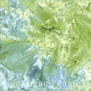 1384-105-Celadon-Hoffman Bali Handpaint Batik