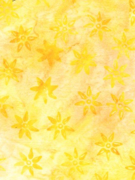 15206Q-X Yellow w_Flowers Jacquelines Favorites