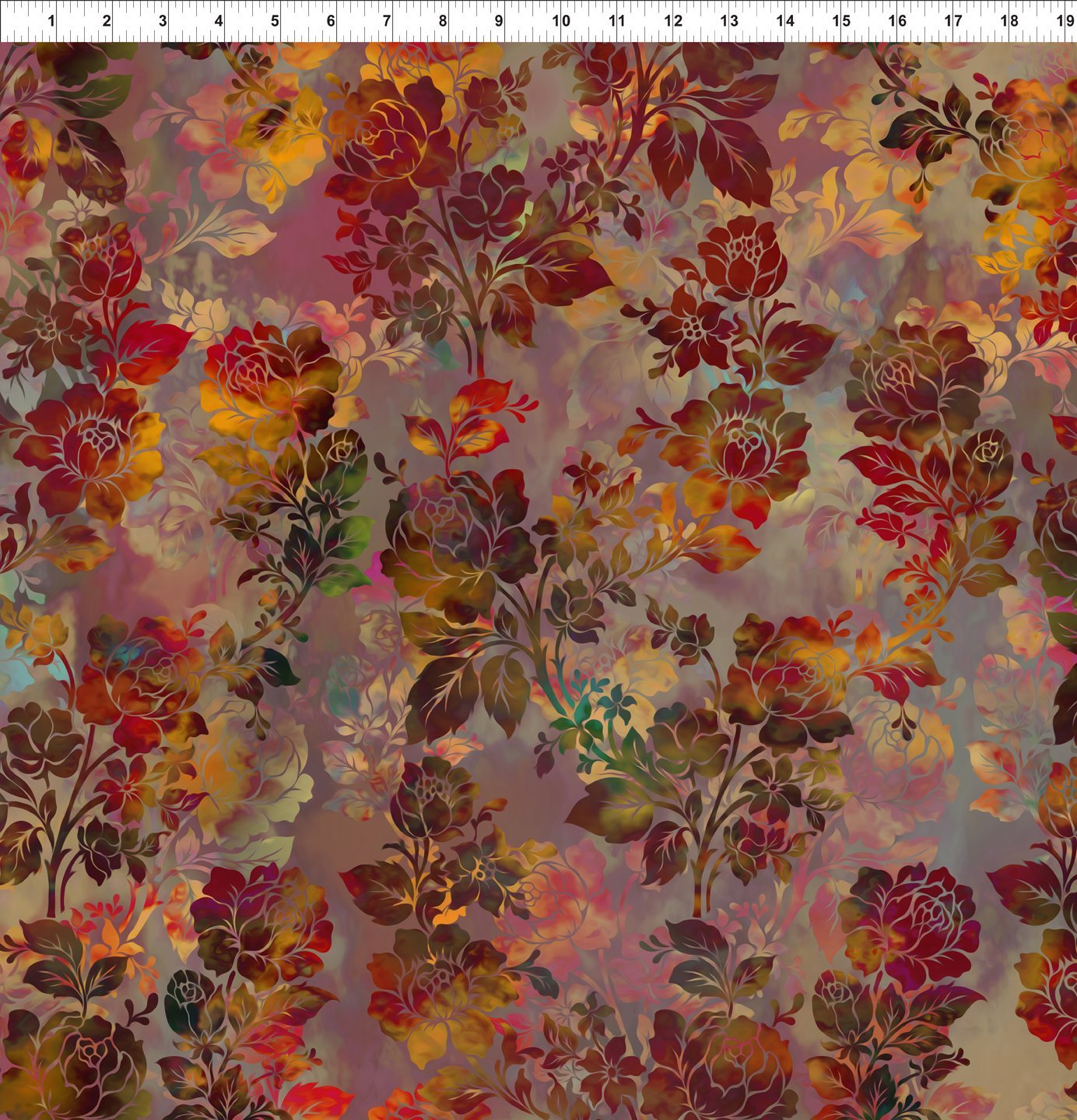 1ENC-2 Mulberry Night Bloom Diaphanous Jason Yenter