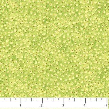 20255M-71 Lime Artisian Shimmer by Northcott