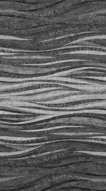 20425M-99 Mineral Black Artisan Shimmer Stripe