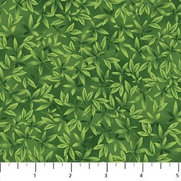 20545-74 Green Leaves Wild Texas
