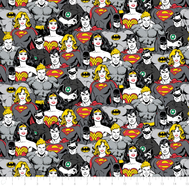 23400602_Iron Superhero Crowd DC Comics II