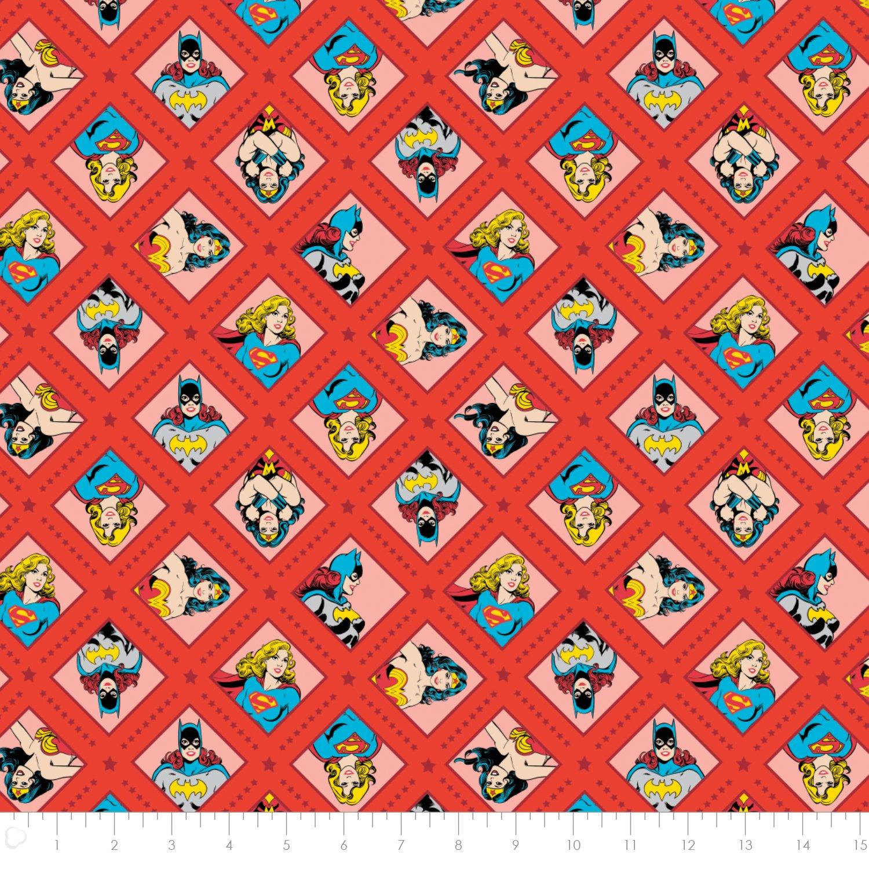 23400603_Red Super Women DC Comics II