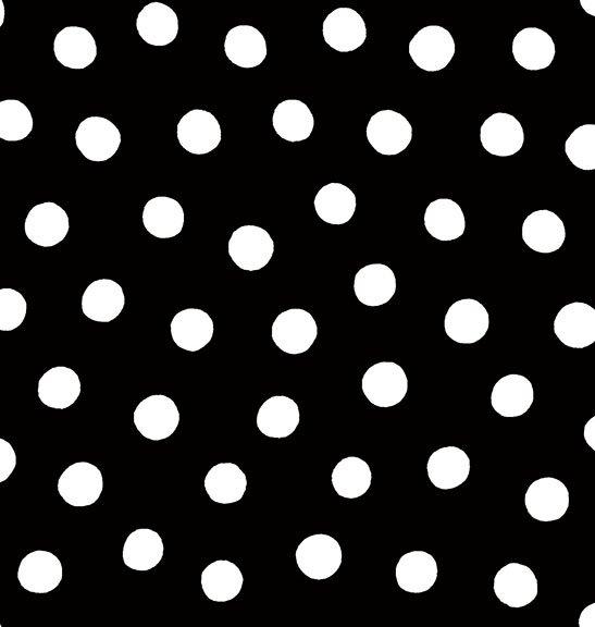 26321 JZ Black_White Dots Brooke QT Fabrics