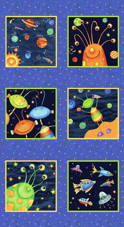 26805-MUL1 Multi 24 Panel Super Spacey