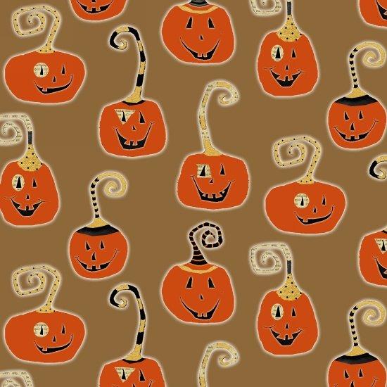 3268-44 Tan Pumpkins Cheeky Wee Pumpkins StudioE