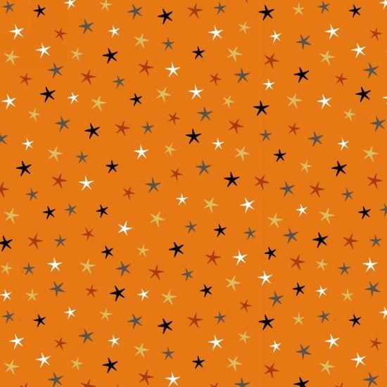 3708-33 Orange Star Witchy by Studioe