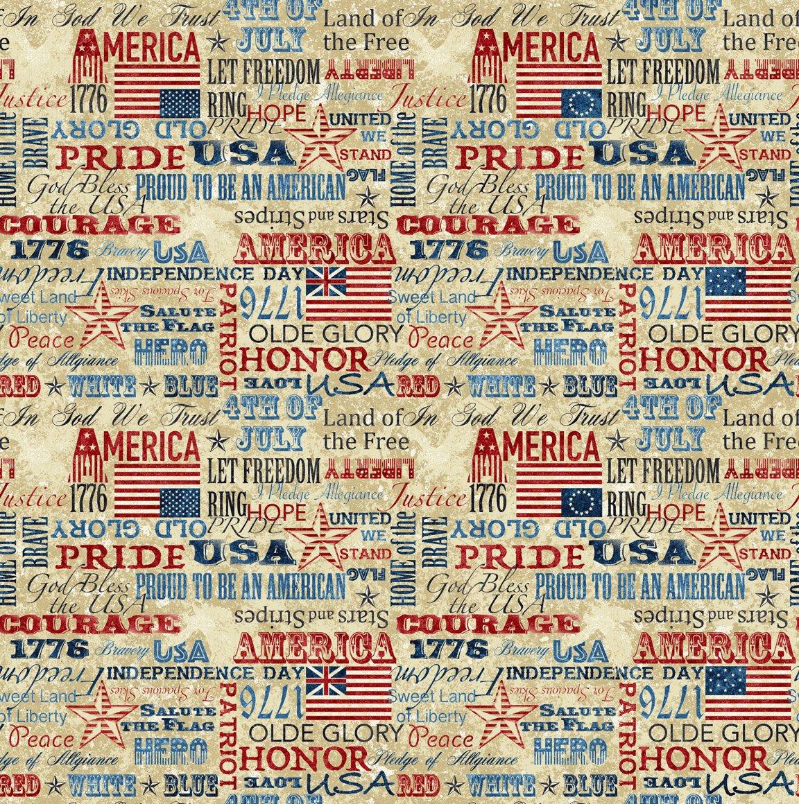 39341-12 Old Glory Words Stonehenge