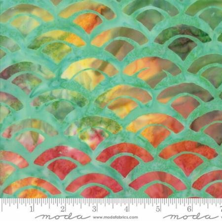 43076-57 Sunset Multicolor Sunday Drive Batiks Pat Sloan Moda