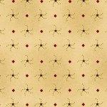 6557-33 Tan w_Dot Swirls Butter Churn Basics New by Kim Diehl