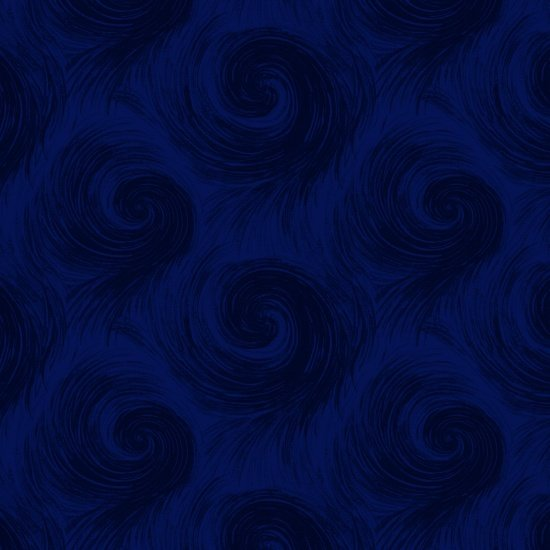 6659-77 Navy Breezy 108 inch Quilt Back by Henry Glass
