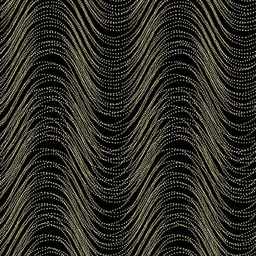 7721M-99 Black Wave Gold Metallic Mixers