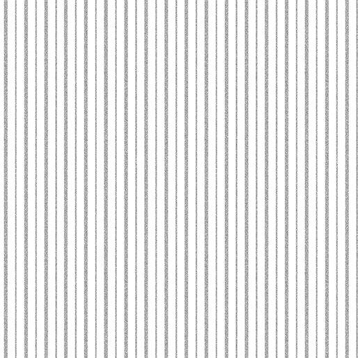 7724M-09 White Silver Stripes Metallic Mixers