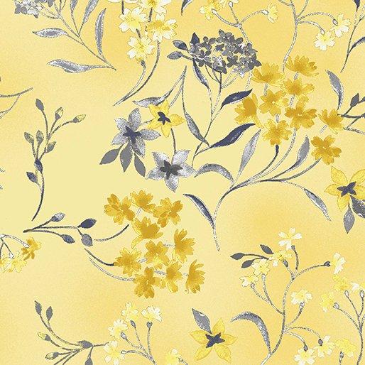 7740P-33 Yellow Garden Limoncello