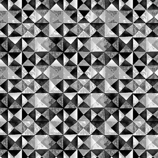 7741P-11 Slate Gray Mosaic Limoncello