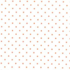 8654 59 white with pink dots Moda