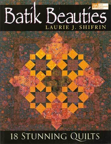Batik_Beauties Book by Laurie Shifrin