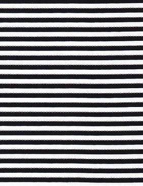 BC28__Blk_Wht Stripe BeColourful Jacqueline de Jonge