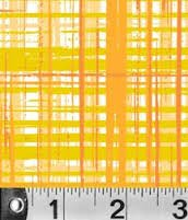BREE_333_Y Breezy Yellow stripes P&B Textiles