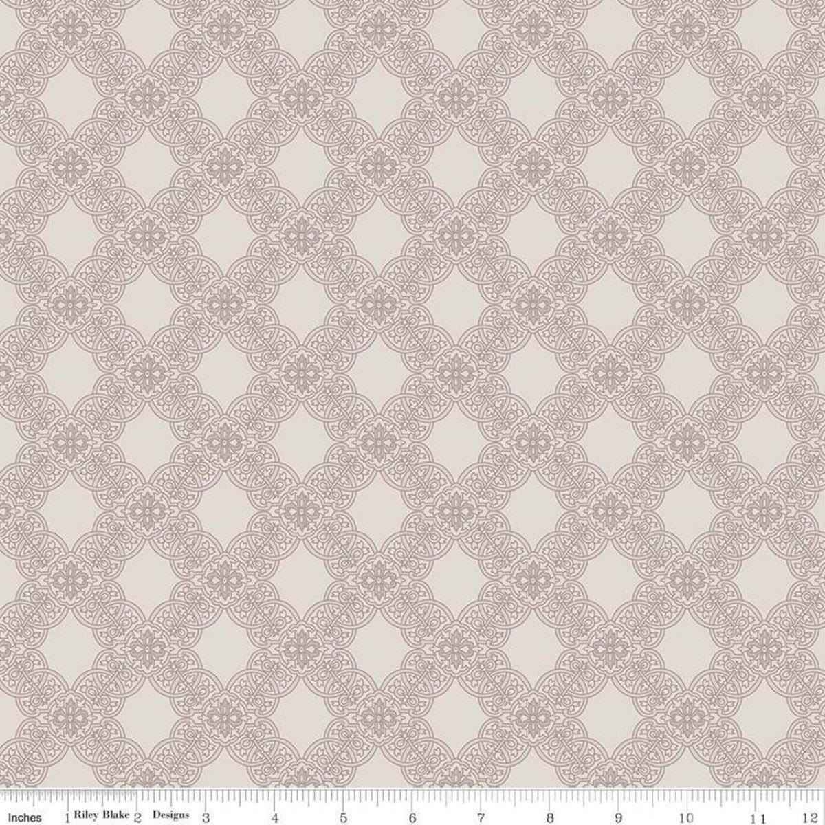 C7682-TAUPE_Tile Rose Garden