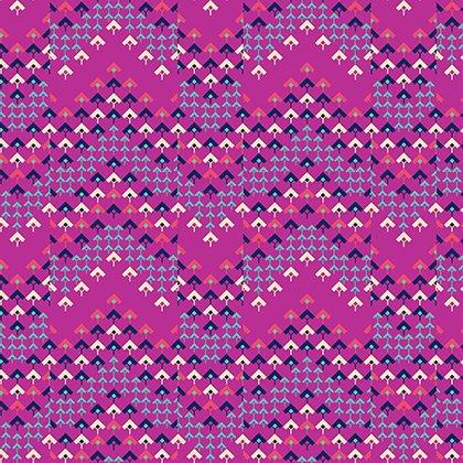 cpab005.8Rasp Prismatic Raspberry Amy Butler Free Spirit