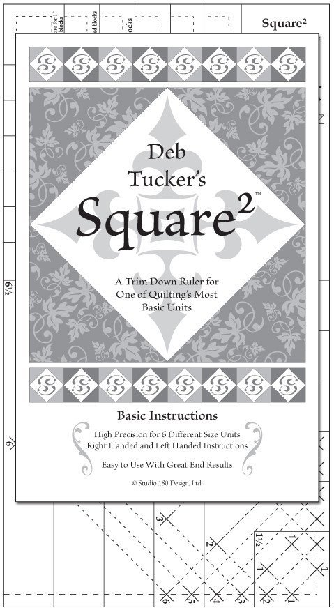 DT09 Square Squared_with_Instructions by Deb Tucker