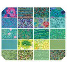 fb1fqgp.Islan 20pc Fat Quarter Island Kaffe Fassett