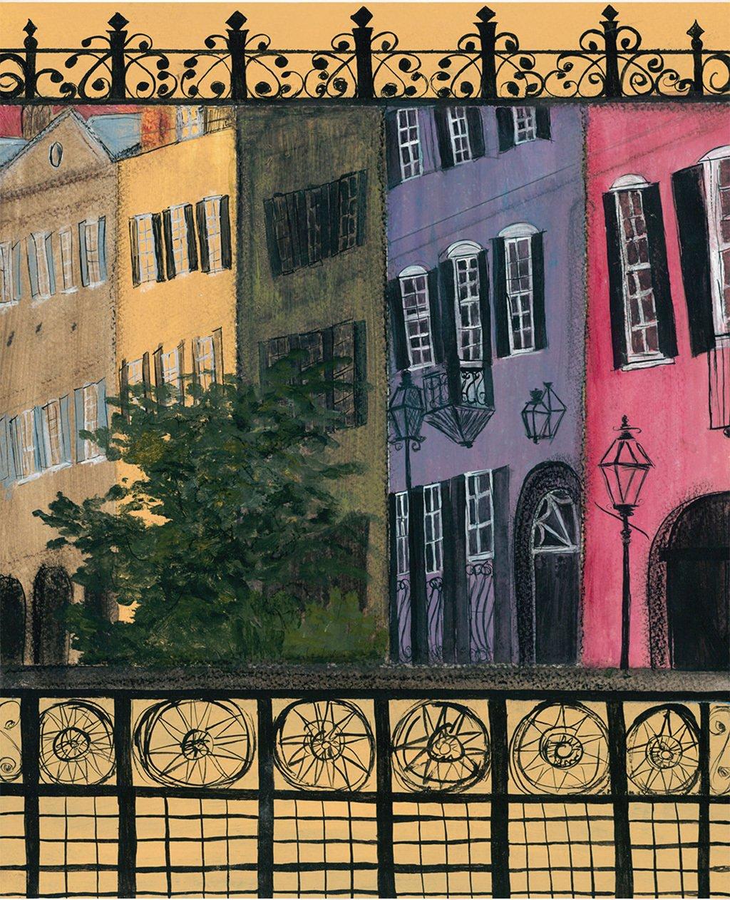 115-04 Street Rainbow Row Southern Je Ne Sais Quoi
