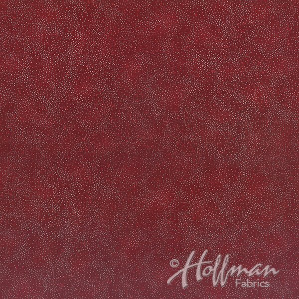 G8555-78G-Scarlet-Gold Brilliant Blenders Hoffman