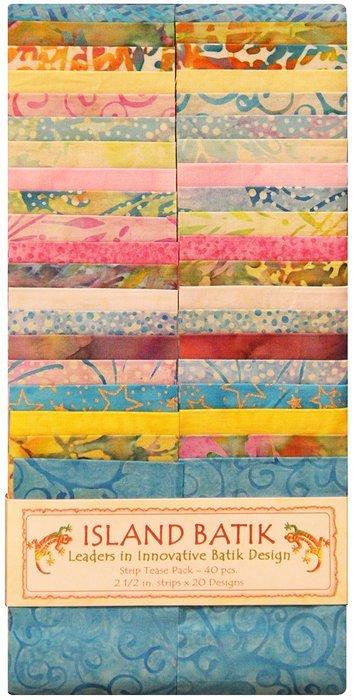 IB Island-Strips-Nectar 40 - 2.5 inch strips